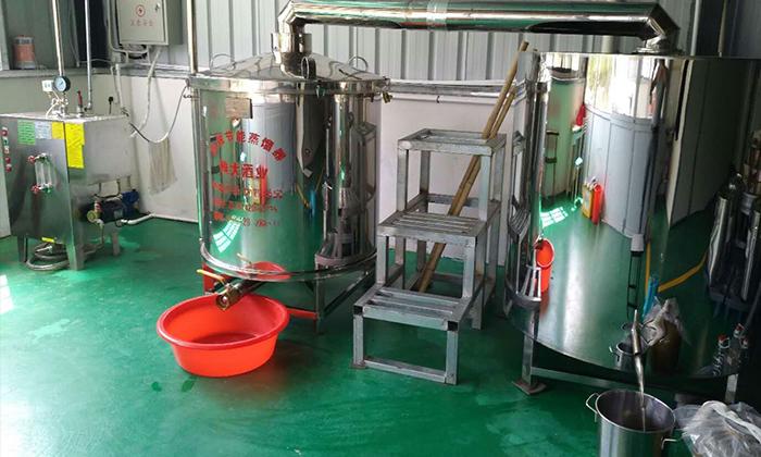 10.7雅大高粱酿酒设备