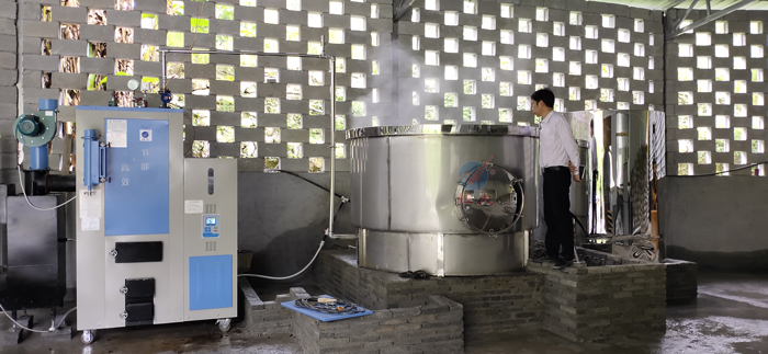 11.2大型生物颗粒酿酒设备
