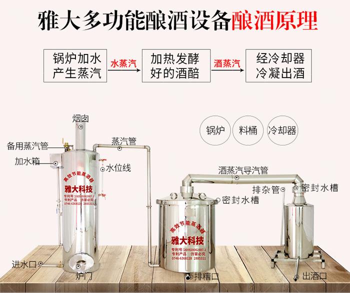 10.9多功能酿酒设备