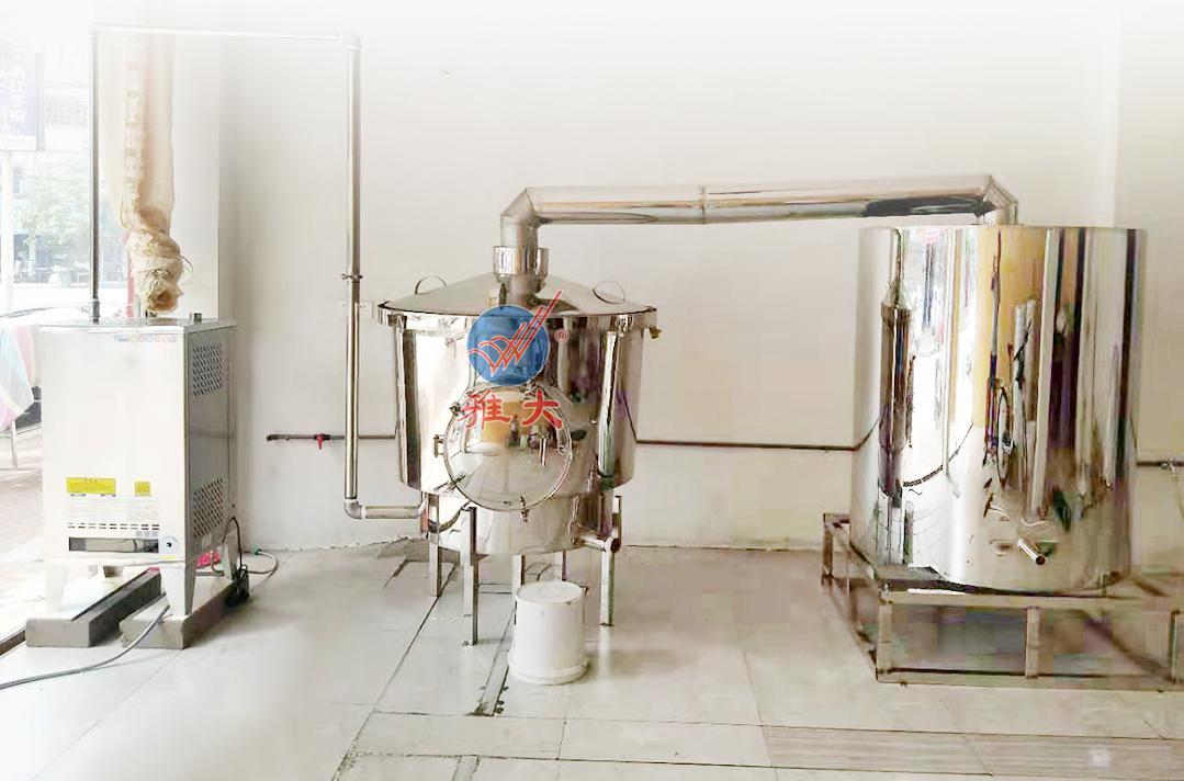 10.9燃气烤酒设备