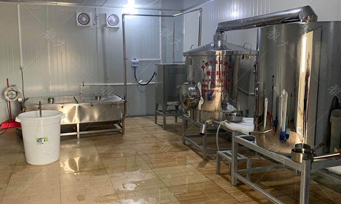 913200斤电加热酿酒设备