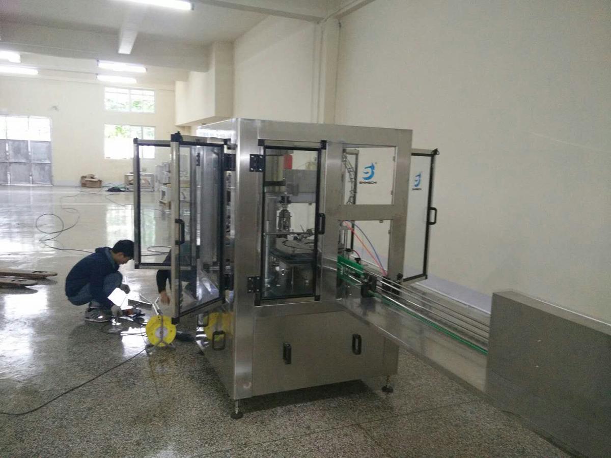 自动罐装机 1