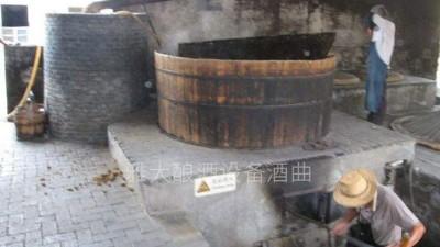 经营5年的老酒坊遇危机,用这家的熟料酿酒设备、酒曲轻松化解!