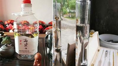 同种粮食,同一款小型烧酒设备,为什么液态出酒率高于固态?