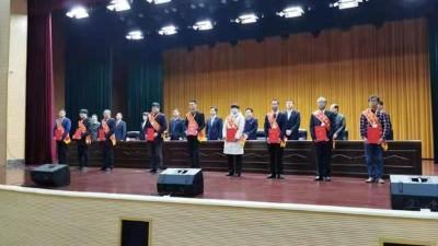 喜报:雅大董事长胡顺开被授予劳模光荣称号