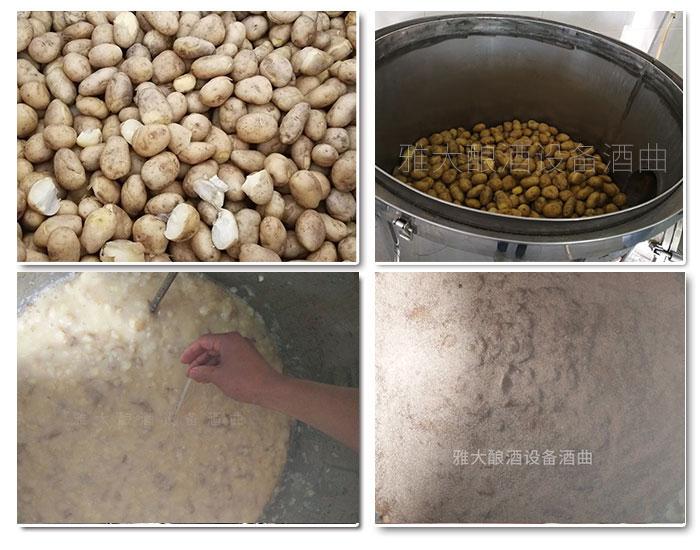 10.21土豆酿酒技术