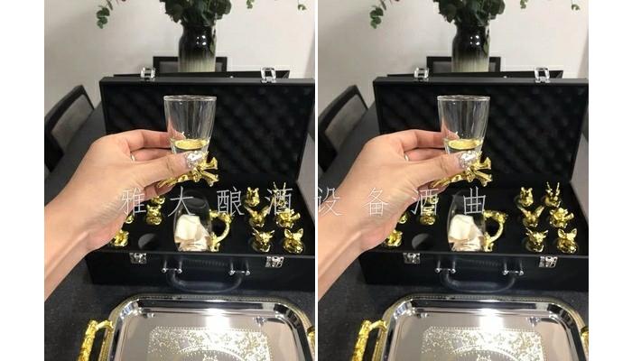 9.23-通过十二生肖杯品酒让顾客感受酒的美妙