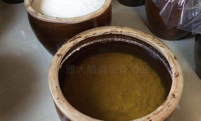 10.17大米半固态酿酒方法-发酵完成