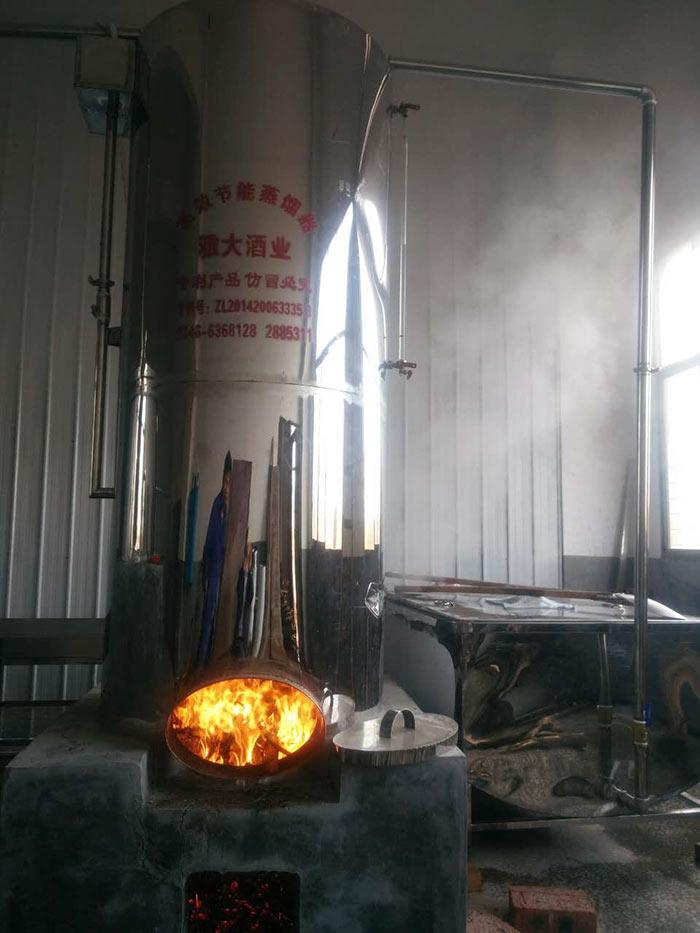 10.25蒸汽量对出酒率的影响