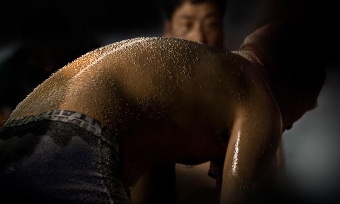 10.6冒着严寒酷暑做酒是咱酿酒人的常态