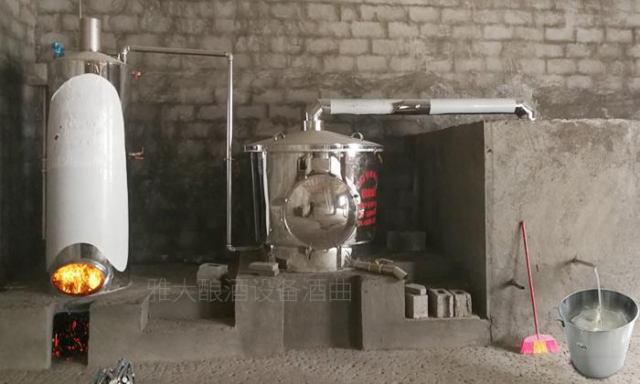 2.10雅大烤酒设备