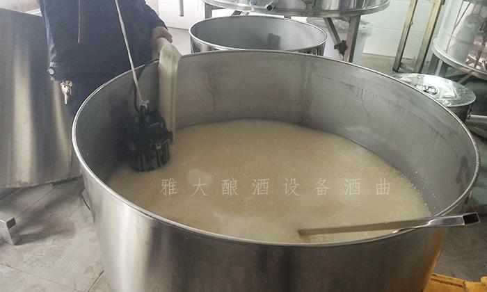 12.30大米液态发酵