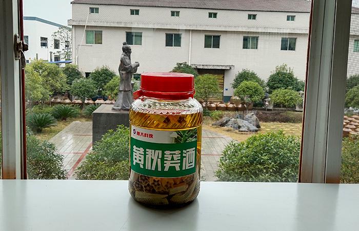 7.28黄酒葵泡制酒