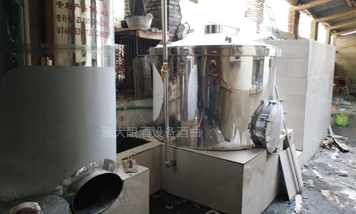 11.23 1000斤纯粮酿酒设备