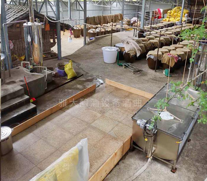 11.4小型酒厂酿酒设备及其他配套设备