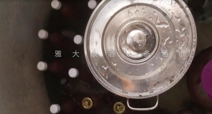 5.4菠萝酿酒技术-水浴灭菌