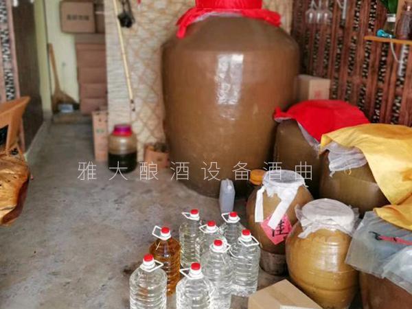 2.2用电加热酿酒设备做酒的传统小酒坊