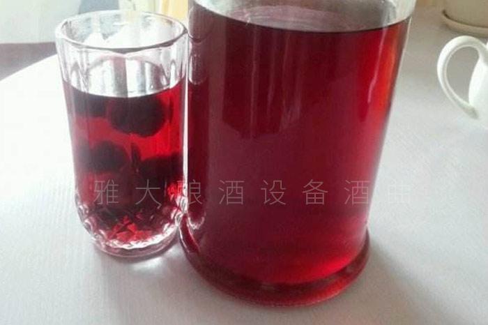 6.27糯米杨梅酿