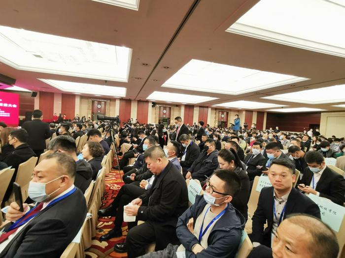 全国商业科技质量大会参会人员