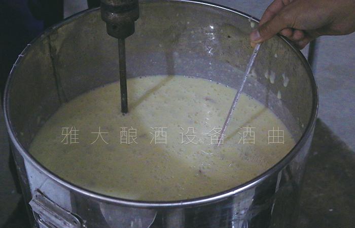 土豆酿酒技术-温度测量