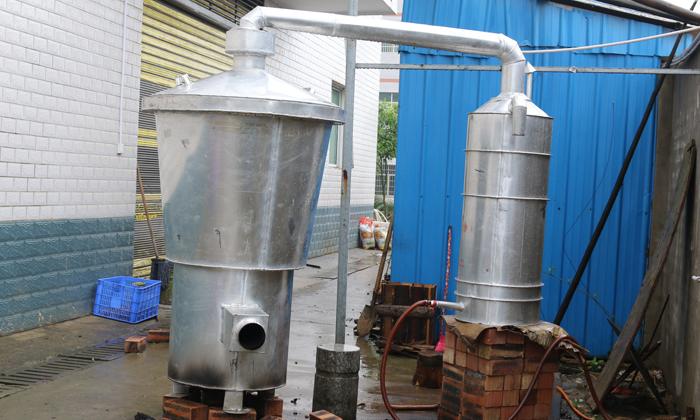 11.21直热式白酒蒸馏设备