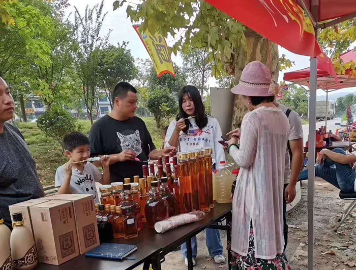 10.10将丁郎酒打造成湄江特色旅游产品