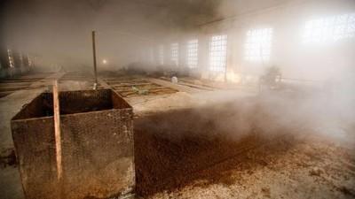 看图!酒是这样酿成的:走进用传统酿酒设备做酒的老酒厂