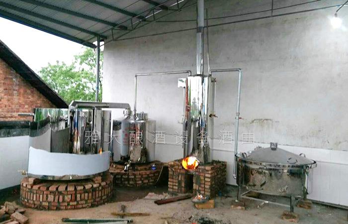 4.6雅大小型酿酒设备