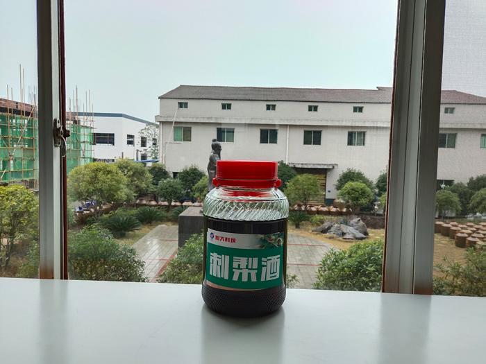 雅大水果泡制酒-刺梨酒