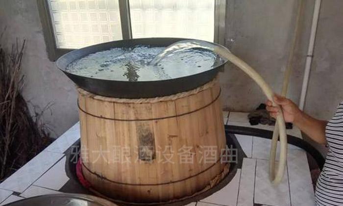 12.7用木甑蒸酒