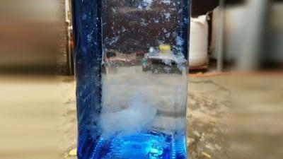 蒸馏酿酒设备酿造的白酒有白色沉淀析出?原因有4个!