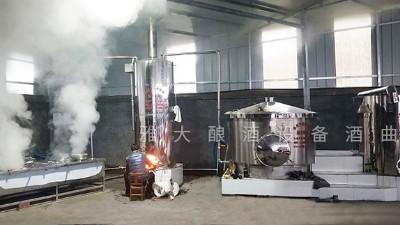 正确的蒸馏酿酒设备保养与维护方法,您都做到了吗?