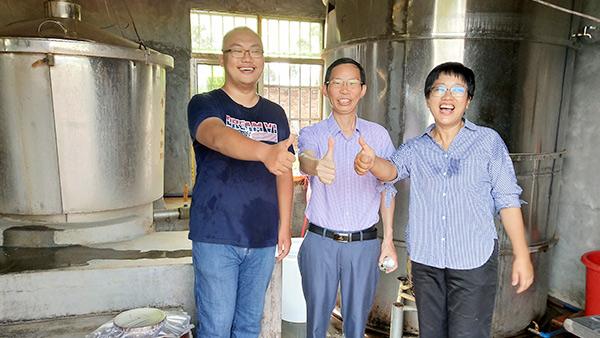 雅大酿酒设备厂家酿酒国匠亲自指导的黄莉萍,如今做得怎么样了