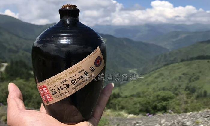 10.4措曲青稞酒