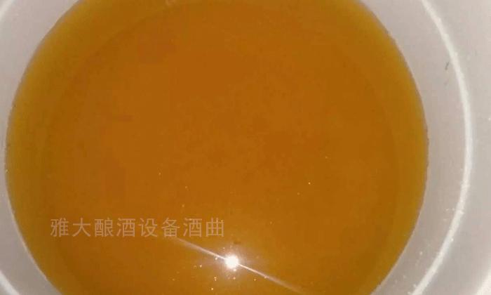 10.27生料发酵完成状态