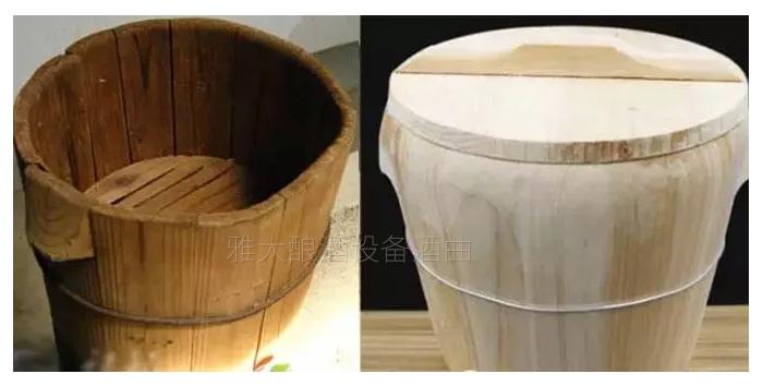 7.6古法酿酒设备—木甑
