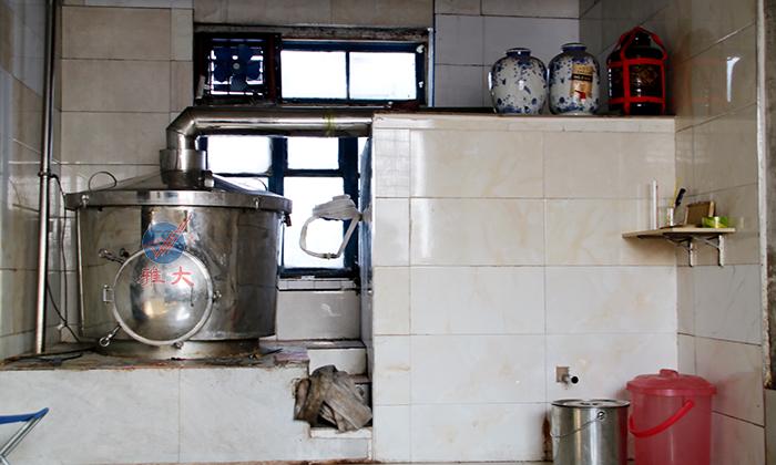 8.26小型酒厂酿酒设备蒸酒