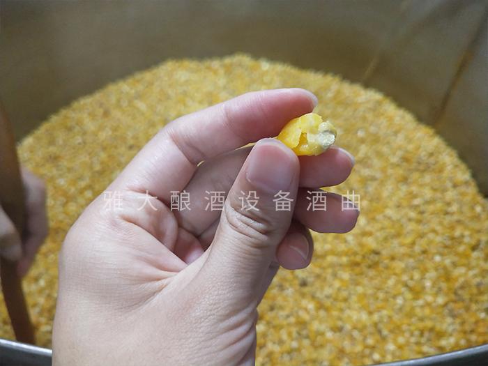 2.2检查玉米是否泡好