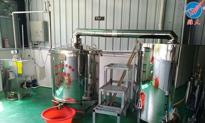 11.7雅大白酒酿造设备