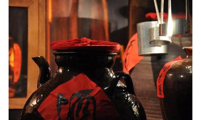 12.25陈哥的传统酿酒作坊