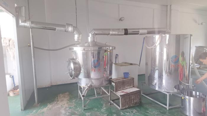 6.28-200斤电加热做酒设备