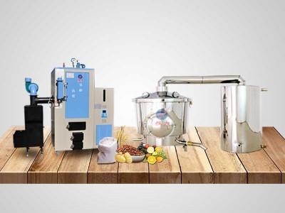 生物颗粒蒸汽酿酒设备