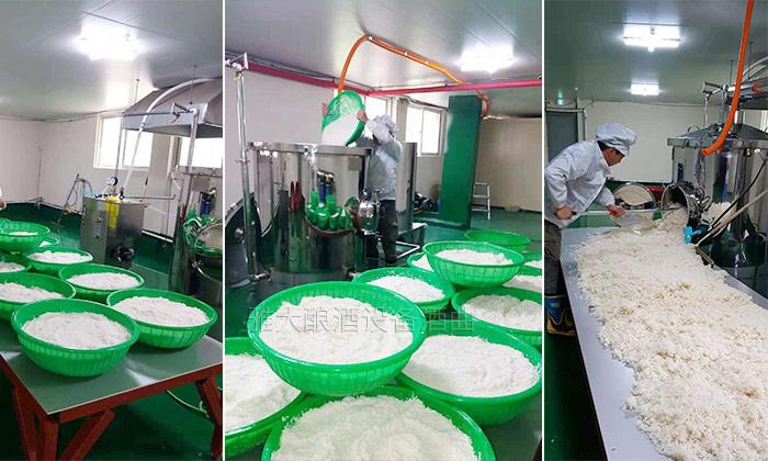 大米酿造工艺