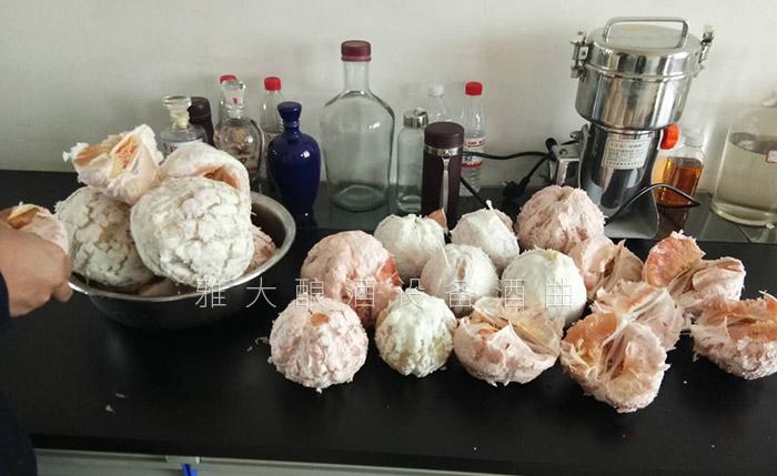 12.1柚子酿酒技术——剥皮