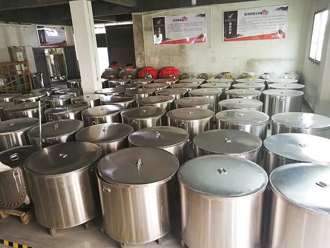 酒厂发酵桶