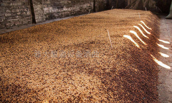 14-酿酒新设备五粮酒发酵糖化