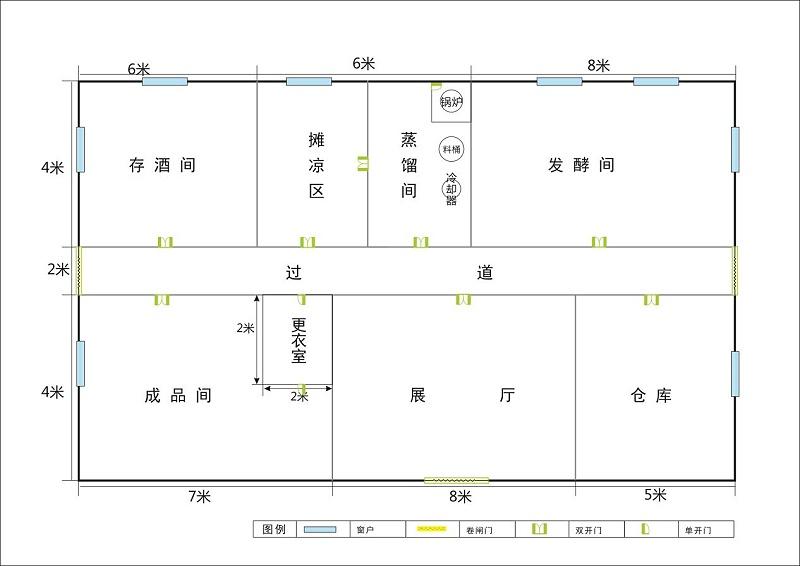 1.17酒厂厂家规划图