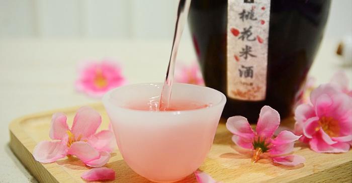 3.5桃花糯米酒