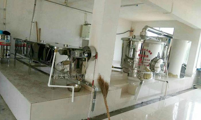 10.24现代酿酒白酒设备