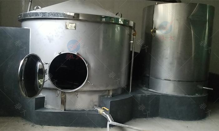 1.29雅大2000斤大型酿酒设备